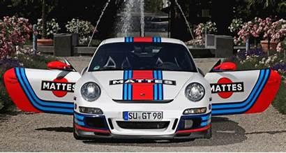 Martini Porsche Racing Livery Gt3 Germany Shaft