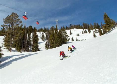 jackson hole ski resort   bring  families