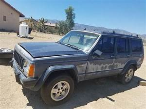 1988 Jeep Cherokee 4 U00d74 Manual Transmission 187246 Original