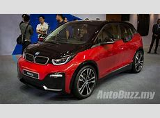 First ever BMW i3s unveiled at the Malaysia Autoshow 2019