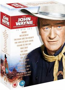 Duke My Chart Sign In The John Wayne Complete Collection Dvd Zavvi