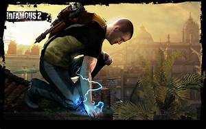 inFamous 2 HD Logo and Wallpapers| HD Wallpapers ...