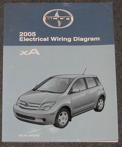 2005 Toyota Scion Xa Electrical Wiring Diagram Service