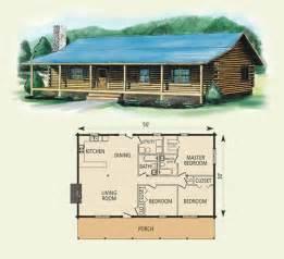 springfield - Simple Log Cabin Floor Plans