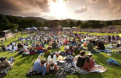 botanical gardens concerts venuesnow quieting to get loud