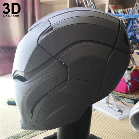 printable model marvel rescue full body armor helmet