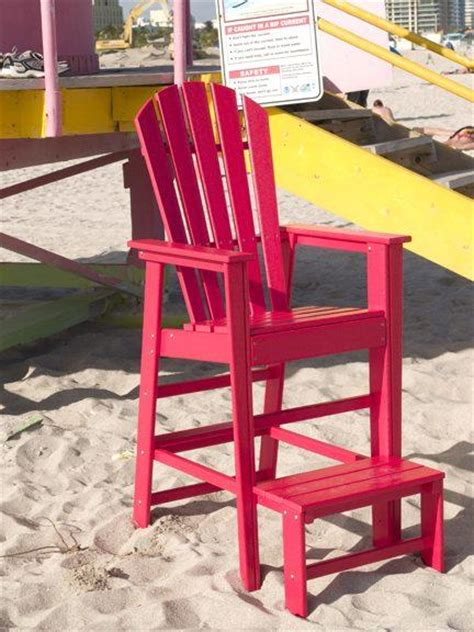 life guard chair sbl polywood south beach collection
