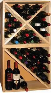 Casier à Bouteilles : casier bouteilles casier vin rangement du vin am nagement cave casier bois cave vin ~ Teatrodelosmanantiales.com Idées de Décoration