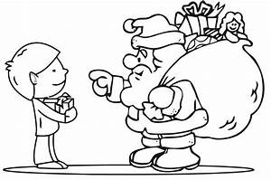 holiday coloring pages - free christmas coloring pages printable wallpapers9