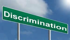 Discrimination Discrimination
