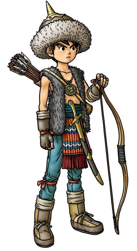 ranger characters quest ix