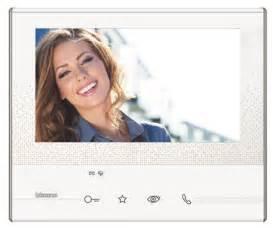 Bticino Classe 300 Bticino 344612 Videocitofono 2 Fili Con Vivavoce Classe 300 V13e Colore Bianco Elettricostore