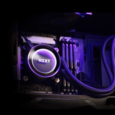 liquid builder nzxt adds 360mm kraken x72 to aio liquid cooler lineup