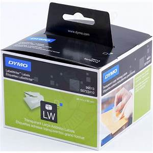 Dymo labelwriter 99013 clear address labels dymo label for Dymo labelwriter 400 labels