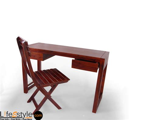 buy study table with chair pfa 90022