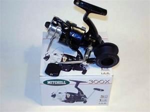 Mitchell 300x 5 Ball Bearings 6 1 Ratio