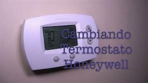 Instalando Termostato Honeywell