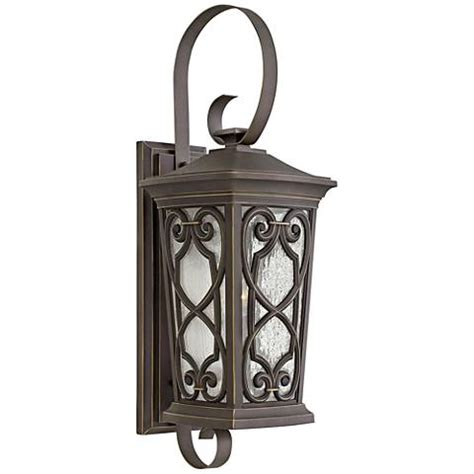 bellagio collection 21 quot high outdoor wall light 90535