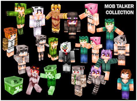 minecraft mob talker
