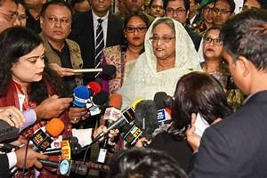 Bangladesh Prime Minister Wins 3rd Term Amid Deadly ...