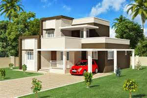 home design gallery evens construction pvt ltd contemporary kerala house elevation