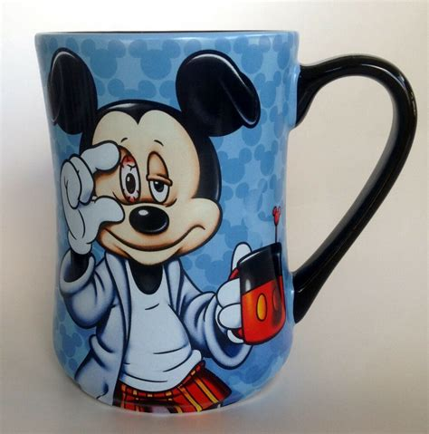 A wide variety of personalized disney coffee mugs options are available to you, such as drinkware type, material, and feature. Mickey Some Mornings Are Rough Coffee Tea Mug Cup Disney World Theme Parks NEW   eBay