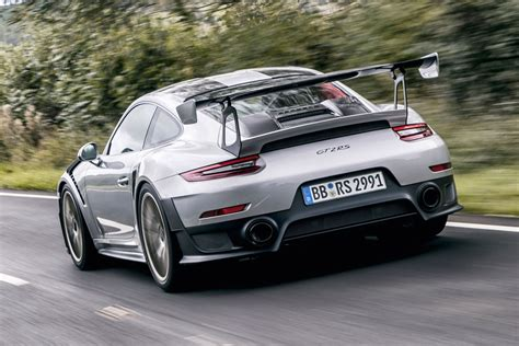 new porsche 911 new porsche 911 gt2 rs review monstrous performance