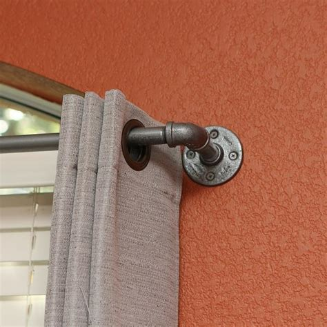 industrial chic curtain tie back industrial envy llc