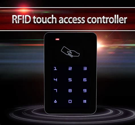Standalone Touch Keypad Door Access (end 2/21/2020 11