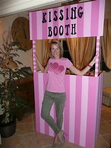A Silly Whim  Kissing Booth