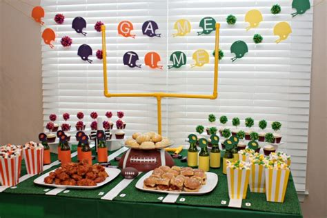 Five Ways To Diy Your Super Bowl Party Best Paint For Front Door Halloween Wreath Ideas Samsung French Refrigerator Black Handles Doors Closets Uk Standard Height Entrance With Sidelights