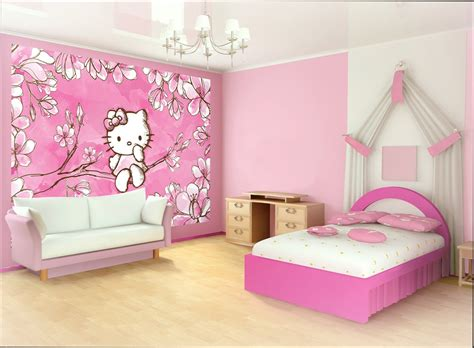 papier peint fille chambre chambre fille papier peint chambre fille hello
