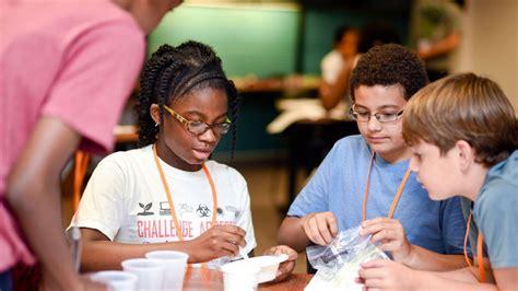 Middle School Students Engineer summer programs for middle school students college of