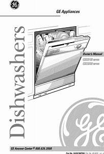 Ge Gsd3230f00ww User Manual Dishwasher Manuals And Guides