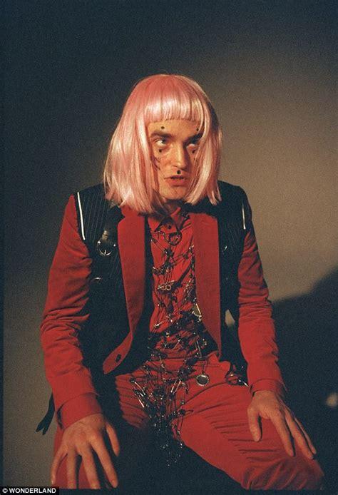 Robert Pattinson reveals weird look in Wonderland magazine ...