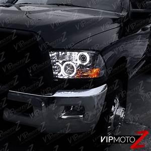 2009 2010 2011 2012 2013 2014 Dodge Ram  U0026quot Smoke U0026quot  Halo