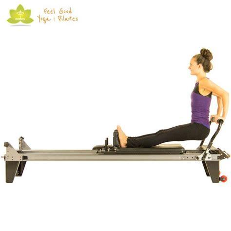 best 20 pilates reformer exercises ideas on