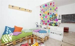 Anleitung Paletten Couch : paletten sofa anleitung wunderschne paletten couch bauen ~ Whattoseeinmadrid.com Haus und Dekorationen