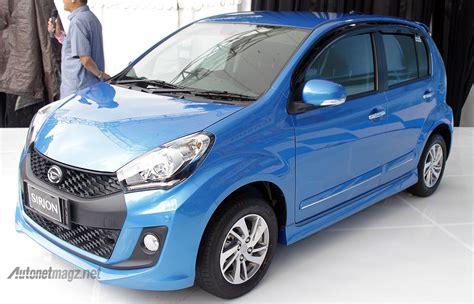 Daihatsu Indonesia by Harga Sirion Baru 2015 Facelift Daihatsu Indonesia