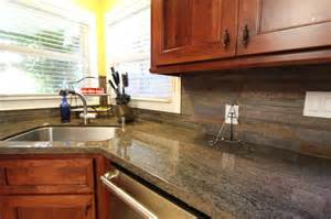 kitchen backsplash ideas houzz slate backsplash
