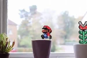 Bügelperlen Super Mario : stop motion action super mario aus b gelperlen auf mission engadget deutschland ~ Eleganceandgraceweddings.com Haus und Dekorationen