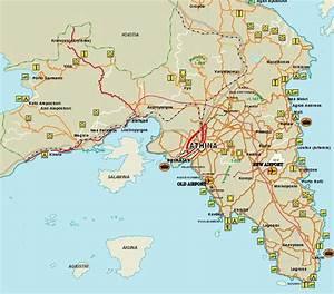 Mapa de Atenas Plano de Atenas GrecoTour