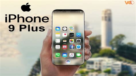 apple iphone 9 plus introduction look release date price specifications
