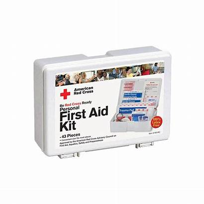 Kit Aid Personal Cross Supplies Redcross Rc