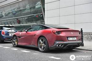 Nouvelle Ferrari Portofino : ferrari portofino 17 janvier 2019 autogespot ~ Medecine-chirurgie-esthetiques.com Avis de Voitures