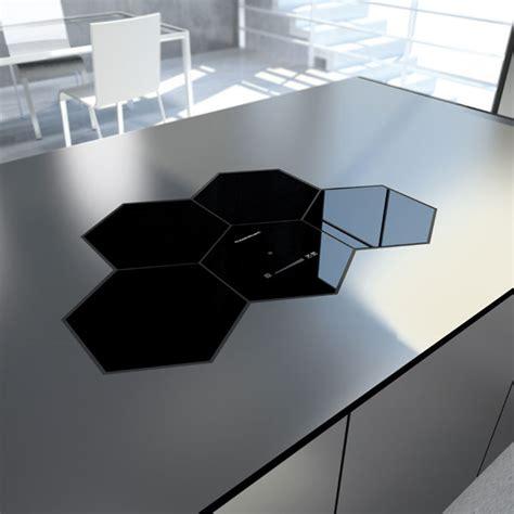 cuisines andré des plaques de cuisson hexagonales inspiration cuisine