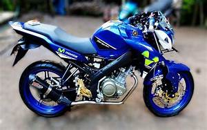 New Vixion Advance Modifikasi