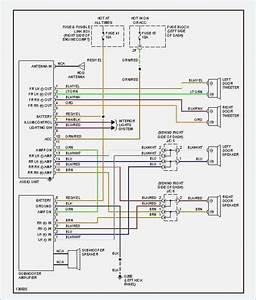 Full 2002 Nissan Altima Stereo Wiring Diagram