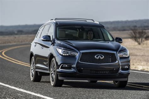 2017 Infiniti Qx60 Review, Ratings, Specs, Prices, And