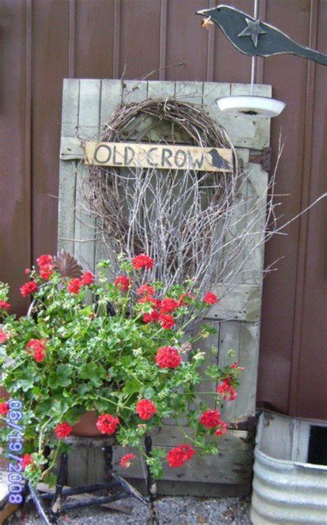Pinterest Rustic Country Garden Ideas Photograph